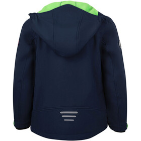 TROLLKIDS Trollfjord Jacket Kids, navy/light green